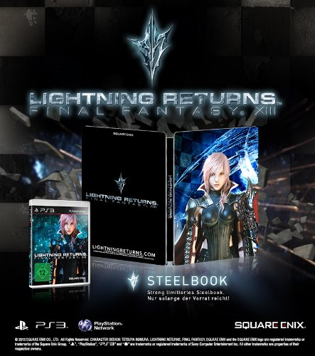 Lightning Returns - Final Fantasy XIII, PS3