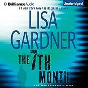 The 7th Month: A Detective D. D. Warren Story | [Lisa Gardner]