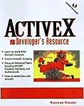 ActiveX Developer's Resource (Bk/CD)...