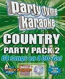 echange, troc Karaoke - Party Tyme Karaoke: Country Party Pack, Vol. 2