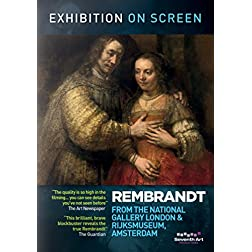 Exhibition on Screen: Rembrandt - From The National Gallery & Rijksmuseum