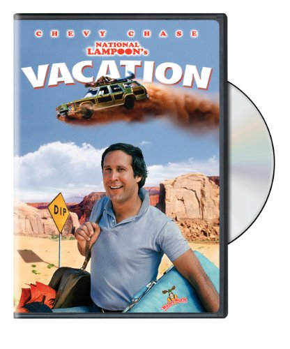 DVD : National Lampoon's Vacation [Widescreen] [Eco Amaray] [Special Edition] (Special Edition, Dubbed, Widescreen, Dolby, Eco Amaray Case)