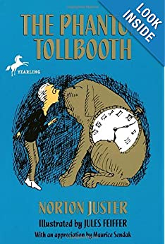 What My Kids Read: Book Review of The Phantom Tollbooth by Norton Juster