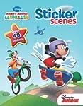 Disney Mickey Mouse Club Sticker Scen...