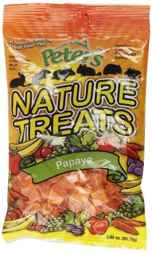 Peters Nature Treats Papaya-2.85 oz