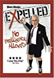Image de Expelled: No Intelligence Allowed [Blu-ray]