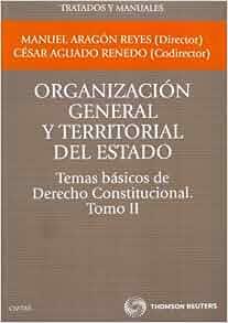 Temas Basicos de Derecho Constitucional: CESAR AGUADO RENEDO - MANUEL