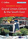 Collins/Nicholson Waterways Guides (1) - Grand Union, Oxford and The South East