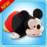 Pillow Pets® - Mickey Mouse - Authentic Disney® 18 Large Folding Plush Pillow
