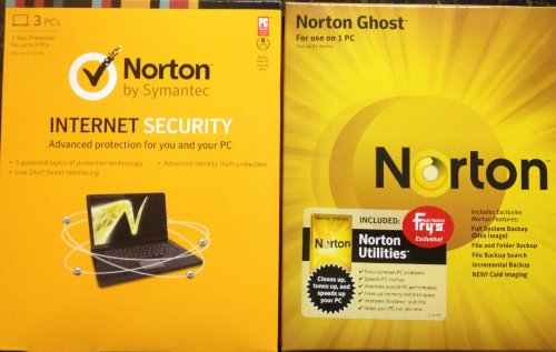 Norton Internet Security 2013/ Norton Utilities