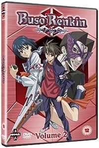 Buso Renkin Vol.2 [3 DVDs] [UK Import]