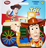 Disney's Toy Story  Woody  Toy Camera for Children with Flash and Talking Feature
