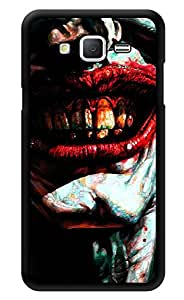 """Humor Gang Scary Joker Mcdonalds Printed Designer Mobile Back Cover For """"Samsung Galaxy j2"""" (3D, Glossy, Premium Quality Snap On Case)"""