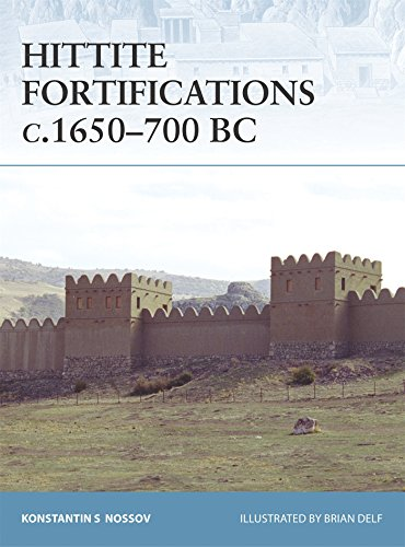Hittite Fortifications c.1650-700 BC (Fortress)