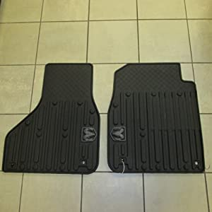 2013 Dodge Ram 1500 2500 3500 4500 5500 Regular and Quad Cab Slush Mats OEM