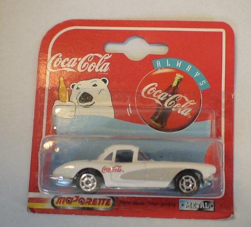 Coca Cola Coke Polar Bear Die Cast Car - 1