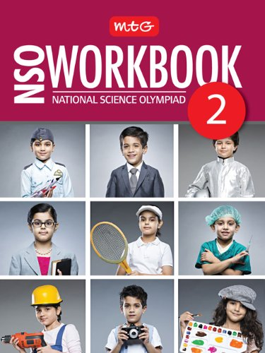 MTG National Science Olympiad (NSO) Work Book - Class 2