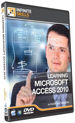 Infinite Skills Microsoft Access 2010 Training DVD (PC/Mac)