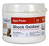 SeaKlear Spa Pods Balanced Shock Oxidizer 10 Doses For Hot Tub Up To 500 Gallons __#G451YH4 51IO3473063