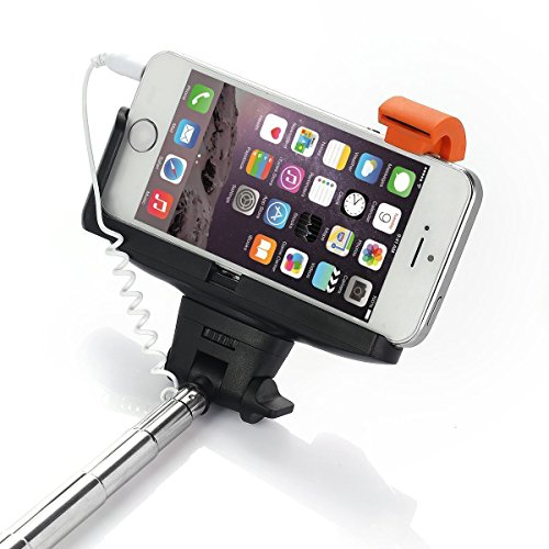 All-Day Selfie Stick: Premium Easy-to-Use Monopod – Universal: iPhone 5/6, Android, and Others – No Batteries Needed! Review