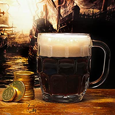 Pirate's Plunder India Dark Ale - Homebrew Beer Recipe Kit - Malt Extract from Northern Brewer