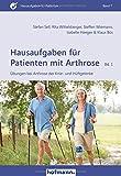 Hausaufgaben für Patienten mit Arthrose
