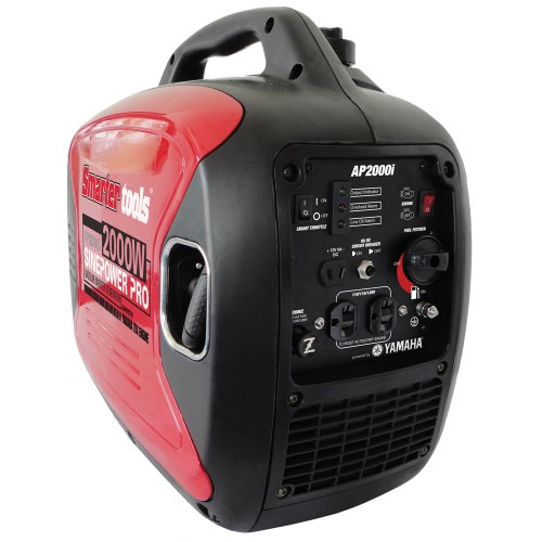 Portable generator reviews smarter tools st gp2000i for Yamaha generator for sale