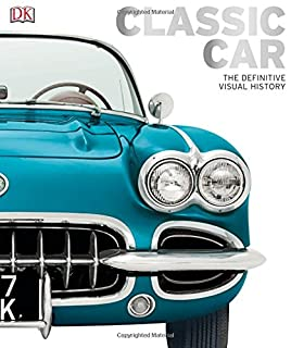 Book Cover: Classic Car: The Definitive Visual History