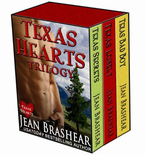 Jean Brashear's Texas Hearts Trilogy Is Our New Romance of the Week!