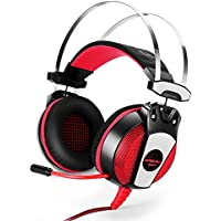 VOXLINK KOTION EACH GS700 3.5mm Gaming Game Headset Headphone Earphone Headband With Mic Stereo Bass LED Light...
