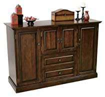 Big Sale Howard Miller 695-080 Bar Devino Wine & Bar Console by