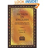 Sichos In English: Excerpts of Sichos delivered by Rabbi Menachem M. Schneerson