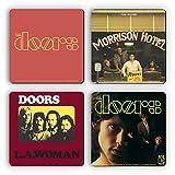 Bravado The Doors (Set Of 4 Coasters)