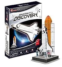 3D立体パズル スペースシャトル ディスカバリー