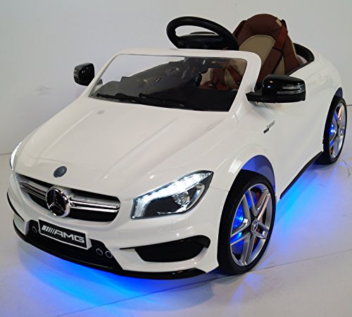 ultimate licensed 12v mercedes battery operated ride on