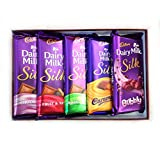 CADBURY DAIRY MILK SILK BIG COMBO PACK (PACK OF 5) 680GM