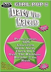 Party Tyme Karaoke: Girl Pop, Vol. 8