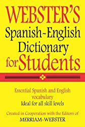 Webster's Spanish English Dictionary for Students by Compestine Ying Chang