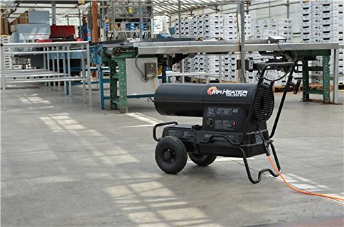 Mr. Heater F270320 MH125KTR Contractor 125,000-BTU Forced-Air Kerosene Heater