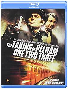 Taking of Pelham One Two Three [Blu-ray] [Import]