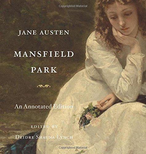 mansfield park analysis A novel by jane austen read literature in its true spirit.