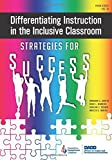 img - for Differentiating Instruction in the Inclusive Classroom: Strategies for Success (Prism) book / textbook / text book