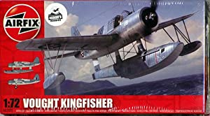 Airfix A02021 Vought Kingfisher Model Building Kit, 1:72 Scale by Airfix