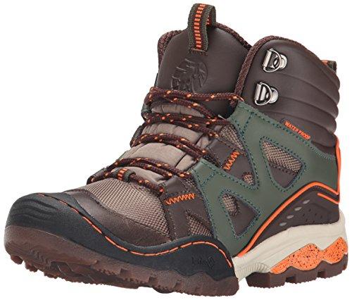 Boy's Jambu 'Vulcan' Waterproof Boot, Size 1 M - Brown