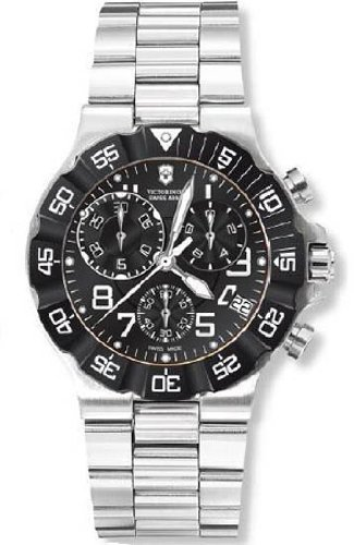 Victorinox Swiss Army Men&#8217;s 241337 Summit XLT Chrono Watch
