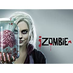 iZOMBIE: The Complete First Season comes to life on DVD September 29th from Warner Bros