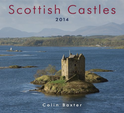 Scottish Castles 2014 Calendar 2014