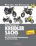 125 cm³-Motorräder: von Kreidler, Sachs und anderen Herstellern mit Ein- und Zweizylinder-Viertaktmotoren aus China, Korea undTaiwan