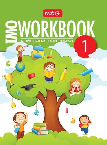 MTG International Mathematics Olympiad (IMO) Work Book - Class 1