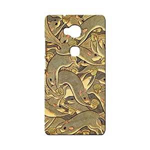 BLUEDIO Designer Printed Back case cover for Huawei Honor X - G6406
